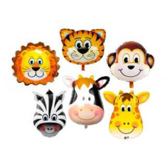 Myler 14 Anim./cabeza De Anim.x 10 -chino-   Abeja/vaca/caracol/tigre/sapo/delfen/jirafa/cebra/leon/tigre
