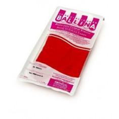 Ballina Pasta De Goma Roja X 500 Gs.