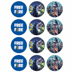 Fortnite Stickers 12 X 10 Planchas