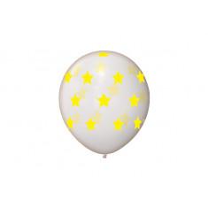 Globox Cristal Impr.full 14 X 10 -lunares/estrellas Vs Colores