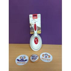 Set Cucharas Medidora X 4 -r-tazas Medidora-yaneli-kitchenware-