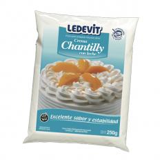 Ledevit Polvo P/ Crema Chantilly X 250 Gs.