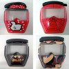 Mascara Proteccion Infantil X U. +10-10% +100-17%- Ajustable Con Abrojo - Permite Uso De Gorra - Lavable Con Alcohol Al 70% -