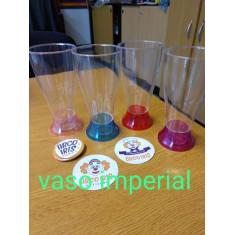 Vaso Imperial Base Colores X U