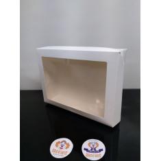 Caja Desayuno 34x26x10 X 10 +10-5% - C/visor Promo Por Cantidad