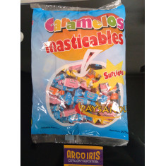Masticables Paysandu X 100 Aprox- Frutales-275 Gs-