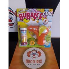 Burbujero Pistola X U. Friccion X U. - Bubbles Gum