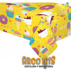 Donas Mantel 1.30 X 1.80 Mts                                                                       -party Store-