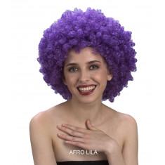 Pel. Afro Lila