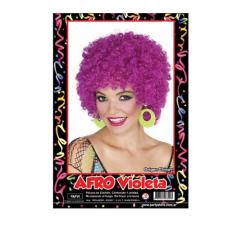 Pel. Afro Violeta X U                        -party Store