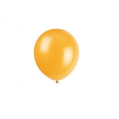 Globo Perl.10 X50 Naranja +10 -5% -globolandia -promo Por Cantidad
