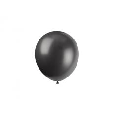 Globo Perl.10 X50 Negro +10 -5% -globolandia -promo Por Cantidad