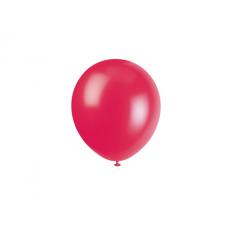 Globo Perl.10 X50 Rojo +10 -5% -globolandia -promo Por Cantidad