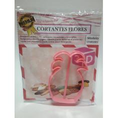 Cort. Plast. Anana - Cfan1001 - Cortantes Flores