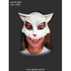 Spook Media Masc. Gata Blanca - 11028*