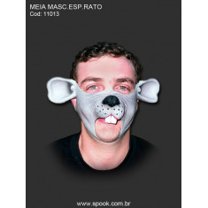 Spook Media Masc. Raton - 11013*