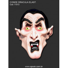 Spook Media Masc. Conde Dracula - 11513