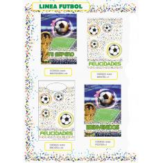 Futbol Gm Invitacion X 10