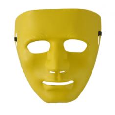 Mascara Rigida Hombre Color X U Party Store-ac400 Al 407-violeta-roja-amarilla-celeste-azul-naranja-rosa-verde-