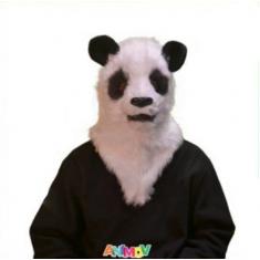Animov Panda Mascara
