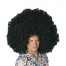 Afro Xxl Negra/rubia/mult.- 1303/1304-935-70101-70102-5131risata