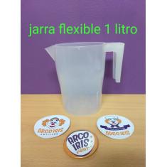 Jarra Flexible 1 Litro X U