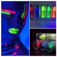 Maq.barra Glow X U -blister- Labial- Pintafan