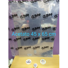 Acetato Plancha Cbx De 45 X 65 Cm.x U