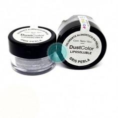 Dust Color Lipo Gris Perla X U.colorante Polvo Liposoluble                           Pascua