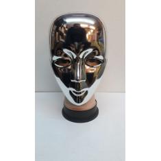 Mascara Hombre Hierro Metal Patinada X U. 90220-