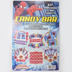 Araña Candy Bar Armable