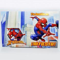 Araña Invitacion X 10