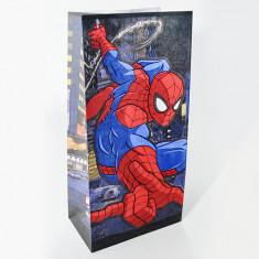 Araña Bolsa Caramelera Papel  X 10 -