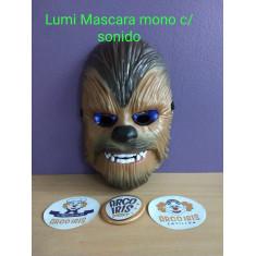 Lumi Mascara Rigida Mono Y Sonido  X U -chubaca-