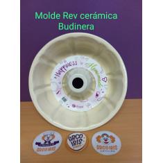 Molde C/ Rev. Ceramico Budinera 26 Cm-d´saza
