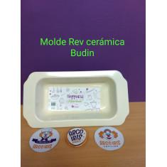 Molde C/ Rev. Ceramico Budin 29 X 15 Cm Cm-d´saza