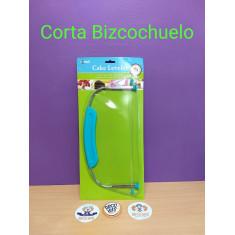 Corta Bizcochuelo C/ Niveles -cake Leveler-