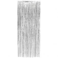 Guir Cortina Plast. Blanca X U  --2.2 M X 80 Cm--imagen-