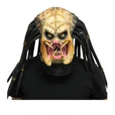 Latex Mascara Predador Party Store X U