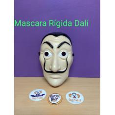 Mascara Rigida Dali X U -la Casa De Papel-