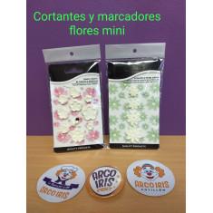 Cort. Y Marcador Flores Mini -margarita-pequeña Margarita