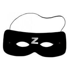 Zorro Antifaz Zeta X U.