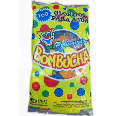 Bombitas Carn.bombucha 10 X 100 U.