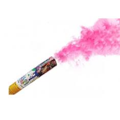 Cañon 30 Cm Polvo De Colores X U
