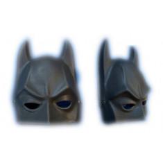 Goma Eva Masc.media Ojal X U. - Batman / Gatubela / Malefica / Pj Mask / Animales / Flash / Cap.america