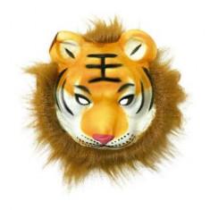 Goma Eva Mascara Tigre C/pelo Xu