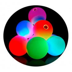 Lumi Pelota 12  Quimica X 5. Glow Beach Ball 2 Varas Quimicas