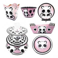 Panda Mini Naipes X 6 Unidades