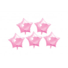Myler 5 Estrella Blister X 5 U. - Vs. Colores - Ovni Ballons - Dilax