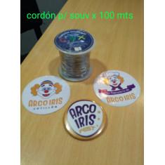 Cordon Souvenir X 100 Ms-dor/pla